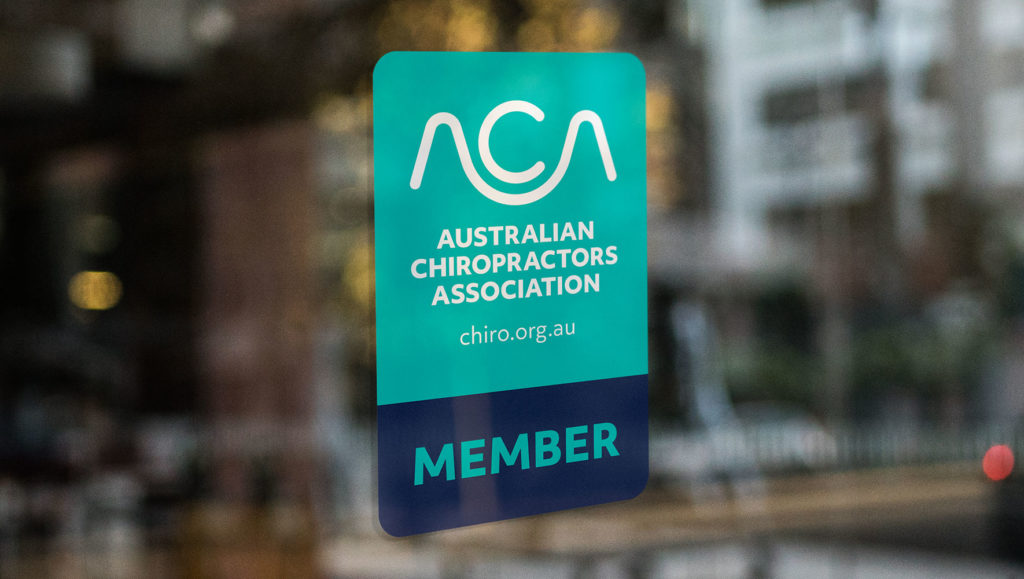 ACA Member window sticker by Messy Collective